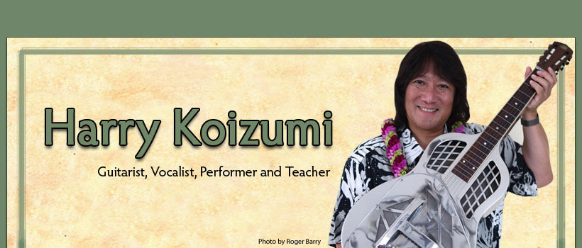 HarryKoizumi.com